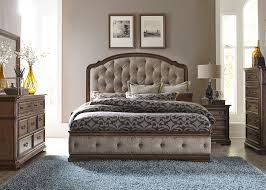 Raymour And Flanigan Tufted Headboard by Amelia Upholstered Bedroom Set By Liberty Furniture Home Gallery