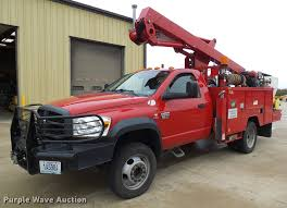100 Bucket Trucks For Sale In Pa 2009 Dodge Ram 5500 Bucket Truck Item DB2032 SOLD Novem