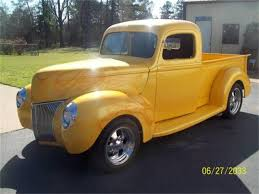 100 1941 Ford Truck Pickup For Sale ClassicCarscom CC1126573