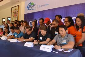 moa siege social mindanao daily manolo fortich deped sign moa for csr