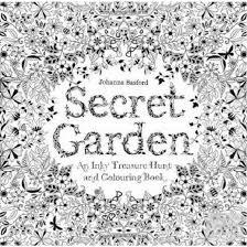 Splendid Design Inspiration Secret Garden Coloring Book Adult