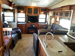 2 Bedroom Rv 5Th Wheel Trailers Motorhome Inside 29 New Pics Of