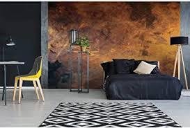 vlies fototapete verkratztes kupfer 375 x 250 cm vliestapete wandtapete für wohnzimmer schlafzimmer büro flur premium qualität made in eu