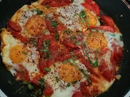 tunesische eier
