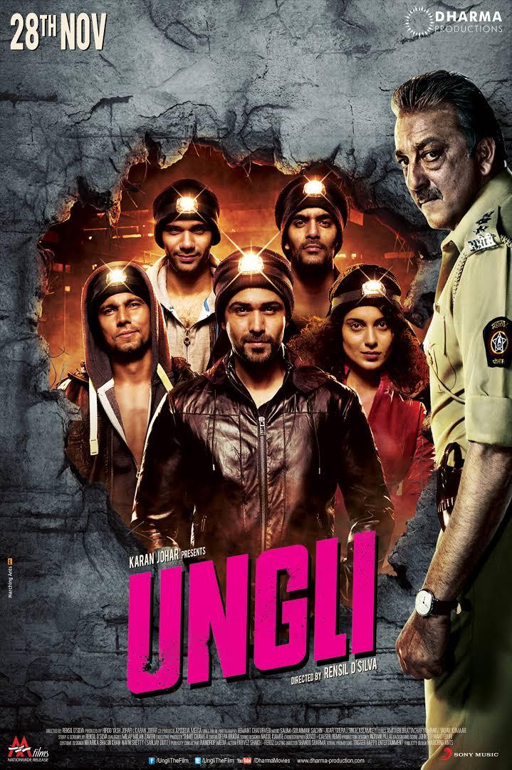 Ungli 2014 Hindi Movie Download Watch Online HD DVDRip