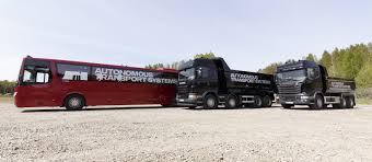 100 Auto Truck Transport Nomous Solutions Scania Group