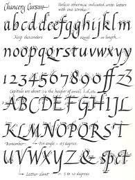 calligraphy template Templatesanklinfire