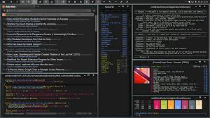 Tiling Window Manager Ubuntu by Which Ide On Linux C Programming