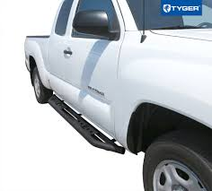 100 Side Step For Trucks Star Armor Kit 20052019 Toyota Tacoma Access Cab Textured