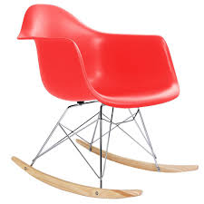 Amazon.com: GHP Red Plastic Beech Wood Rocker Runner Mid ... Rockingchair Pong Birch Veneer Hillared Beige Charles Eames Style Cool White Plastic Retro Rocking Chair Replica Rar Fabric Seat Best Choice Products Mid Century Modern Molded Rocker Shell Arm 366 Tweed Collection Concept Outdoor Resin Rocking Chairs Youll Love In 2019 Wayfair Polywood R100li Lime Presidential Contemporary Nursing Chairs Allmodern 10 Best The Ipdent