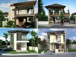 100 Narrow House Designs Beautiful Plans For Lots Pinoy