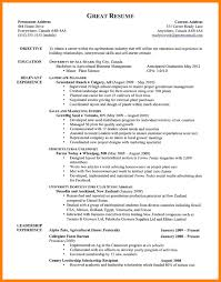 Horticulture Technicianme Sample Example Manager Neoteric Design Great Remarkable Resume