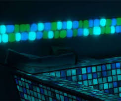 Glow In The Dark Mosaic Pool Tiles by 28 Glow In The Dark Mosaic Pool Tiles Glow In The Dark