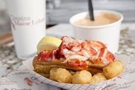 100 Cousins Maine Lobster Truck Menu Shark Tankfeatured Eatery Paddles To