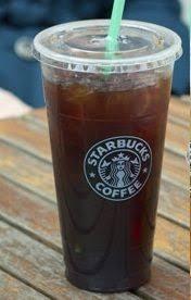 Starbucks Iced Coffee With Vanilla