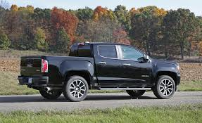 2017 GMC Canyon | Review | Car And Driver Us Midsize Truck Sales Jumped 48 In April 2015 Coloradocanyon 2017 Gmc Canyon Diesel Test Drive Review Overview Cargurus 2018 Ratings Edmunds The Compact Is Back 2012 Reviews And Rating Motor Trend Chevy Slim Down Their Trucks V6 4x4 Crew Cab Car Driver Gmc For Sale In Southern California Socal Buick Canyonchevy Colorado Are Urban Cowboys Small Pickup