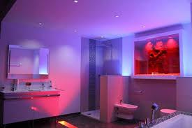 إضاءة الحمام للسقف 100 صورة ملهمة