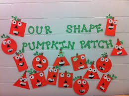 Spookley The Square Pumpkin Writing Activities by We Made Different Shaped Pumpkins After Reading Spookley The