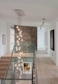 burnaby residence by schoenroth design glass lights