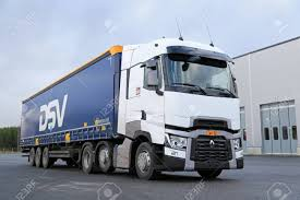 100 Volvo Truck Center LIETO FINLAND NOVEMBER 14 2015 Renault S T Is Available