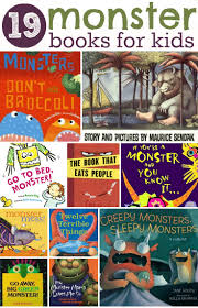 Best Halloween Books For 6 Year Olds by 19 Monster Books For Kids