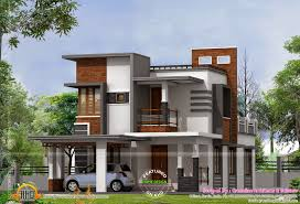 100 Modern House India Plans With Cost To Build In Wonderful Low Cost