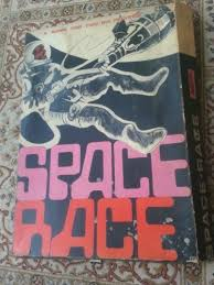 Vintage 1969 Lotts Toys Board Game SPACE RACE