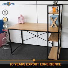 bureau top office wooden top office table design reception desk metal table frames
