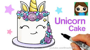 1280x720 Cute Unicorn Drawings How To Draw A