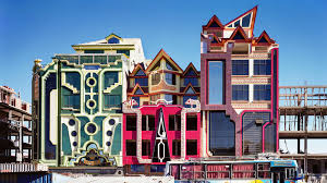 100 Townhouse Facades PENSONs Pick Quirky Exteriors