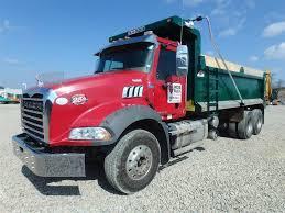 100 Dump Truck Rentals 2016 Mack Granite GU813 385HP For Sale 47423 Miles