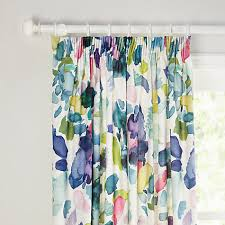 Lined Curtains John Lewis by Buy Bluebellgray Palette Lined Pencil Pleat Curtains Online At