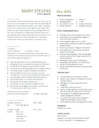 Property Manager Sample Resume Residential Awesome Management
