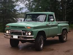 Continued: Kenzie - '64 GMC Stepside Project - The Something Awful ...