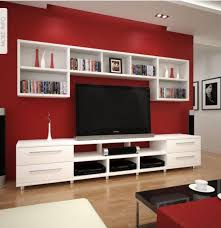 Red Living Room Ideas Pictures by Best 25 Red Feature Wall Ideas On Pinterest Geometric Wall