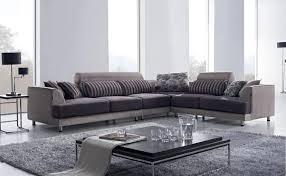 Contemporary L Shaped Sofa Design Ideas EVA Furniture With Regard