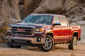 2014 GMC Sierra 1500 First Test - Truck Trend 2014 Gmc Sierra Front View Comparison Road Reality Review 1500 4wd Crew Cab Slt Ebay Motors Blog Denali Top Speed Used 1435 At Landers Ford Pressroom United States 2500hd V6 Delivers 24 Mpg Highway Heatcooled Leather Touchscreen Chevrolet Silverado And 62l V8 Rated For 420 Hp Longterm Arrival Motor Lifted All Terrain 4x4 Truck Sale First Test Trend Pictures Information Specs