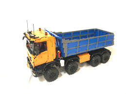 LEGO MOC-5287 Dump Truck 8x8 (Technic 2016)   Rebrickable - Build ... Lego Ideas Lego Cat Ming Truck 797f Motorized City 60186 Heavy Driller Purple Turtle Toys Australia Brickset Set Guide And Database How To Build Custom Set Moc Youtube 4202 Muffin Songs Toy Review Katanazs Most Recent Flickr Photos Picssr Technic 42035 Factory 2 In 1 Ebay Toysrus Big