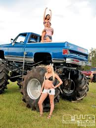 Girls With Big Chevy Mud Trucks, Lifted Truck Quotes | Trucks ...