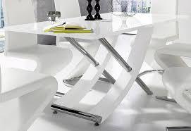 my home esstisch kaleo breite 160 cm modernes design kaufen otto