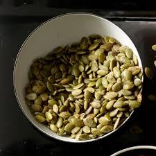 Are Unsalted Pumpkin Seeds Fattening by Apple Pie Spiced Pumpkin Seeds Recipe Myrecipes