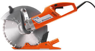 Husky Wet Tile Saw by Husqvarna Power Cutters K 3000 Vac