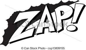 Zap ic expression retro text Zap ic expression
