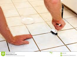 cleaning grout stock photo image of mold friendly