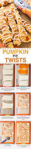 Easy Pumpkin Desserts Pinterest by Pumpkin Pie Twists Easy To Make Using Pillsbury Crescents And Our