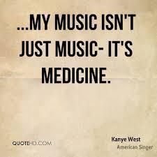My Music Isnt Just Its Medicine