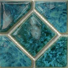 agape tile bisazza custom pools murals gem tile shell tile