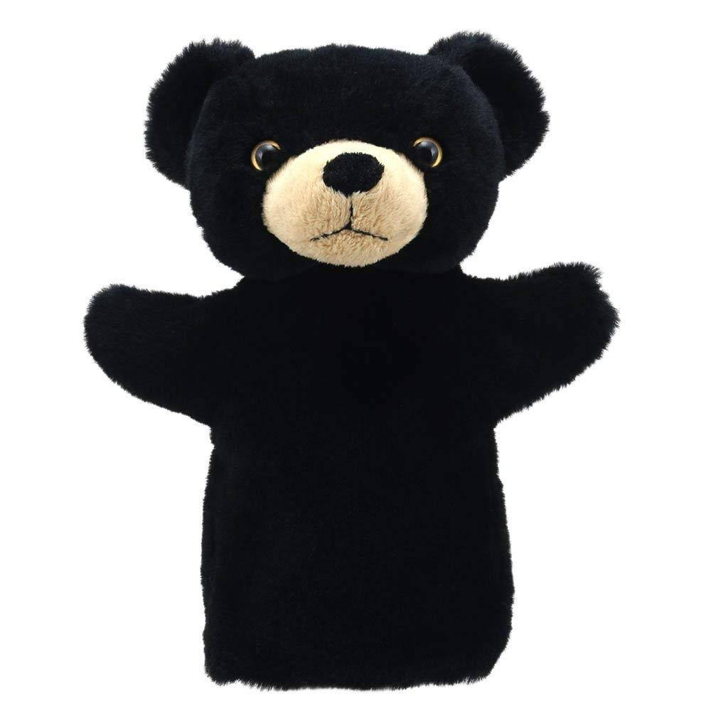 The Puppet Company Animal Puppet - Black Bear
