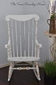 DIY Rocking Chair Makeover | Country Chic Paint {guest Post} | Illustration Of A Rocking Chair With Shabby Chic Design Royalty Antique Creamy White In Norwich Vintage Blue Painted Vinterior Extra Distressed Finish Church Chapel Chairs Cafujefodotop Page 78 Shabby Chic Wooden Chairs Modern Floral Diy Girls Build Club Update A Nursery Glider The Mommy Chair White Nursery Farnborough Hampshire Grey Rocking Sandiacre Nottinghamshire Gumtree Doll Etsy Grey Cv11 Nuneaton And Bedworth For