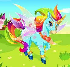 Girlsgogames Images Rainbow Unicorn Wallpaper And Background Photos